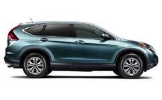 2015 honda crv lx   2014 Honda CR-V side view