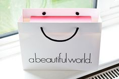 abeautifulbox A/W Sampler 2014 from abeautifulworld - NatuRia Beauty Beauty Box, Organic Beauty, Beautiful World, Toy Chest, Toy Boxes