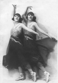 The Dolly Sisters 1918