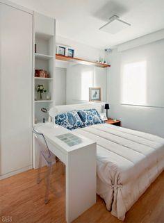 Jurnal de design interior - Amenajări interioare : 4 camere în 57 m²