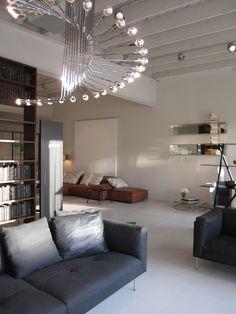 GRAYE los angeles showroom 1013 : Porro, Living Divani and Gallotti & Radice