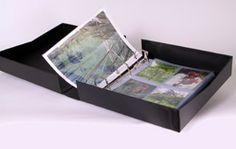 We offer premium archival supplies, including document storage boxes and other acid-free solutions. Browse document and photo preservation supplies here. Photo Album Storage, 3 Ring Binders, Diy Photo, Storage Boxes, Storage Ideas, Photo Archive, Swatch, Decorative Boxes, Albums