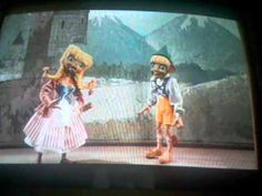 Sound of Music puppet show awwww great memories
