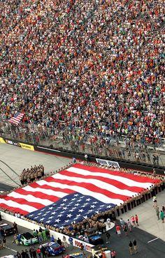 Bristol, Tennessee, my favorite race track