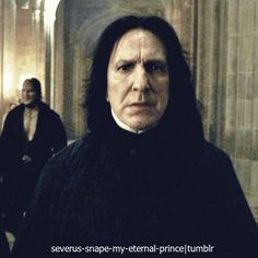 "accioseverussnape: ""severus-snape-my-eternal-prince: ""Prince! ♥ ♥ ♥ "" "" ❤❤❤"