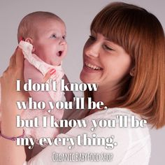 My everything.❤️ #cutebaby #mommy #babyquotes