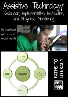 Guidelines to implementing assistive technology with students who are blind or visually impaired