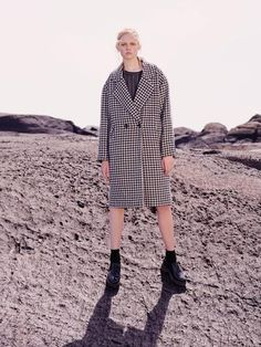 Coat, Jumper, Skirt, Shoes and Socks from Penneys