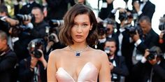 Bella+Hadid+rocked+another+crotch-high+slit+on+the+Cannes+red+carpet