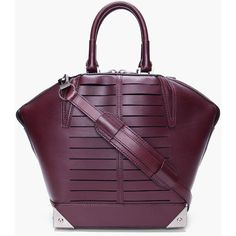 Alexander Wang Small Burgundy Emile Tote - LOVE!!!!