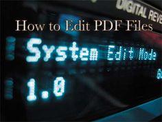 9 Best Free PDF Editors