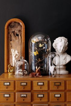 Smart Décor: Globes, Maps & Phrenology Heads, oh my!