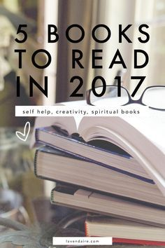 5 books to read in 2017 | top books in self help, creativity, spirituality growth mindset | book recommendations | personal growth | lifestyle design | productivity + organization | motivation Big Magic - Elizabeth Gilbert | The Power of Now - Eckhart Tolle | The Four Agreements - Don Miguel Ruiz | The Life-Changing Magic of Tidying Up - Marie Kondo | Getting Things Done / GTD - David Allen