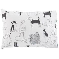 Dog Patterned Bedding Set