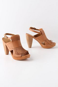 really wish i could justify the purchase of this awesome fringe heels.