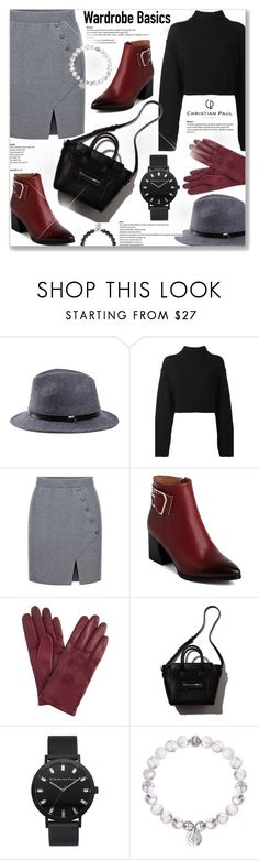"""Christian Paul Watches"" by jiabao-krohn ❤ liked on Polyvore featuring DKNY, John Lewis and christianpaul"