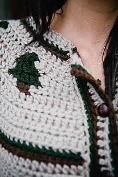 Ravelry: A Walk in the Woods Cardigan pattern by Joanne Scrace