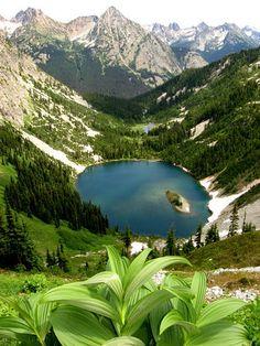 Lake Ann, Methow Valley, WA