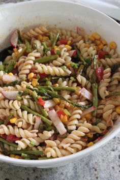 chili lime pasta salad