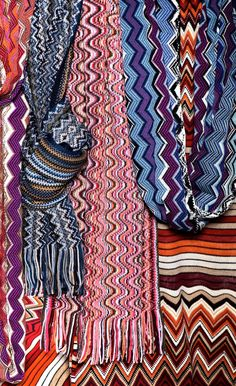 time for Missoni.