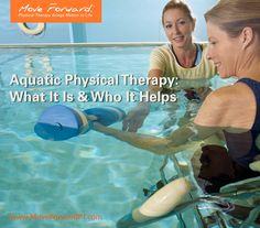 Aquatic Physical Therapy: What It Is & Who It Helps