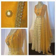 Book your orders now. DM for more details. Can customise on any colour. Whatsapp now 918297720246 Like this Yes/No. Wedding Day Weddings Your Big Day Indian Bridal Lehenga, Red Lehenga, Anarkali Dress, Lehenga Choli, Anarkali Suits, Yellow Lehenga, Kurti Skirt, Punjabi Suits, Eid Outfits