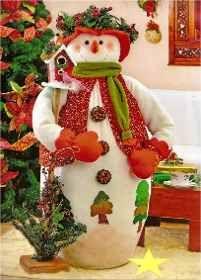 Felt Christmas Decorations, Christmas Fabric, Christmas Snowman, Handmade Christmas, Christmas Time, Christmas Ornaments, Holiday Crafts, Holiday Decor, Snowman Crafts