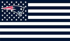 Cheer on your favorite team with this Patriots Stars and Stripes Premium Team Football Flag! Let everyone know that you're a Raiders Fan!   Product Features:  Brand-new, Packed in OPP Bag, Unopened & Unused High quality, durable and light weight polyester 90x150cm, 3x5ft, 36x60in white sleeve with 2 Brass Grommets to Attach to Flagpole, double stitched edges for durability Digital Print, for indoor and outdoor use  Get Your Very Own Patriots Stars and Stripes Premium Team Football Flag T...