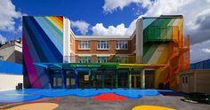 Décoration école maternelle