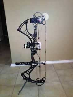 My Bowtech Insanity CPX with QAD rest and HHA sight.
