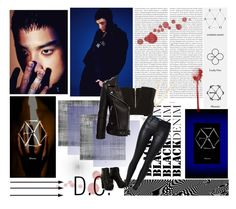 EXO D. O. MONSTER INSPIRED OUTFIT!!! ❤️❤️❤️❤️❤️❤️❤️❤️❤️❤️❤️❤️❤️❤️❤️❤️❤️❤️❤️❤️❤️❤️❤️❤️❤️❤️❤️❤️❤️❤️❤️❤️❤️❤️❤️❤️❤️❤️❤️❤️❤️❤️❤️❤️ by akinddakai on Polyvore featuring Balmain, Anine Bing, Gorjana and Oris