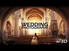 2D Wedding Photographs Converted into Gorgeous 3D Slow-Mo Zooms