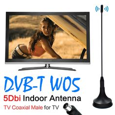 HDTV Aerial Antenna TV Antenna 50 Miles DVB-T UHF VHF Indoor/Outdoor High Gain Full HD Flat Indoor HDTV Antenna Sale Only For US $1.61 on the link Antenna Tv, Cheap Tvs, Children Furniture, Gain, Indoor Outdoor, Flat, Kid Furniture, Bass, Small Kids Furniture
