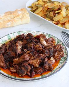 Tapas, Beef, Food, Gastronomia, Stuffed Chicken, Turkey Bird, Home Kitchens, Make Envelopes, Hispanic Kitchen