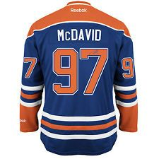 43afbc43c PRE ORDER Connor McDavid Signed Edmonton Oilers Authentic RBK Jersey  Edmonton Oilers