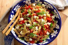 Ein echter Nudelsalat wie in Italien? Perfekt für Silvester und Buffet!