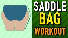 Saddlebag Workout - Best Exercises To Reduce Saddle Bags Fat You don't have to worry if you developed saddle bags. These are fat deposits created by your body and they can be reduced by working out everyday! So good luck and let's start exercising! Loose Leg Fat, To Loose, Butt Workout, Gym Workouts, At Home Workouts, Fat Burning Yoga, Fat Burning Workout, Saddlebag Workout, Fitness Youtubers