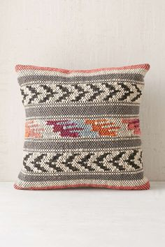 "UrbanOutfitters.com: Awesome stuff for you & your space; 16""x16"" for $69- front is made of wool, so may be scratchy***"