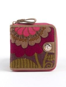 Sarah Mini Zip Wallet. Spartina 449. Prairie Patches Lawrence, Kansas. (785)749-4565 .