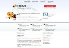 Web development tool Firefox extension (love it) - http://getfirebug.com