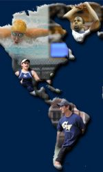 GW Home to Second-Most International Athletes in A-10