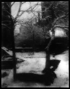 Master of photography Josef Sudek (1896-1976) - View From My Window