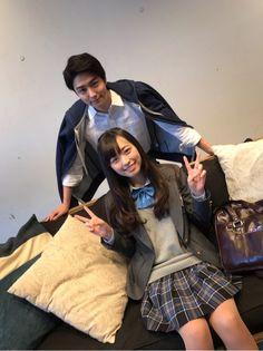 福原遥スタッフ(公式) @haruka_staff  11月7日 ブログを更新しました。 『ぶかぶか。 』 #福原遥 #レンタル救世主
