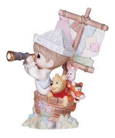 Look what I found on #zulily! Winnie the Pooh & Crew Figurine #zulilyfinds