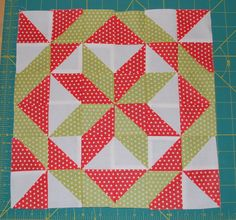 """{Sisters and Quilters}: APPLE PIE IN THE SKY QUILT ALONG BLOCK 8 - All Hallows 12"""" quilt block"""