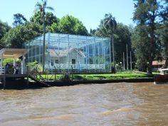 Para visitar en Tigre, Pcia de Buenos Aires. Casa-Museo Sarmiento.