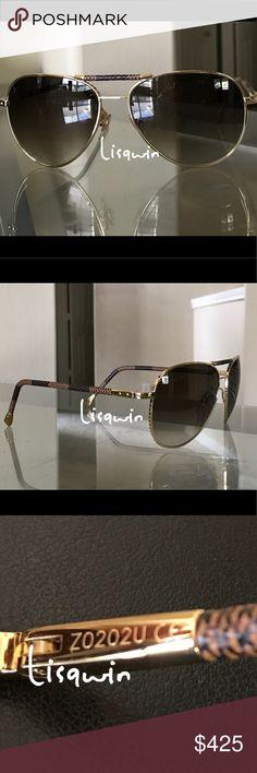 f8fd9be4883 💯Louis Vuitton Damier Conspiration Sunglasses 😎