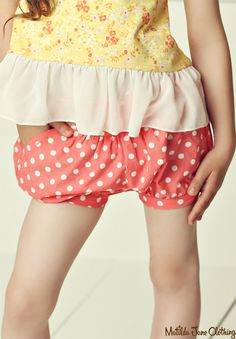 Hello, Lovely! Spring 2015: Retro Dream Shorts and Flower Stand Tank