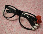 hello kitty glasses!
