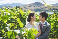Julia + Sihan's Stoneridge Wedding | Queenstown Wedding Packages Wedding Dresses, Bridal Dresses, Bridal Gowns, Wedding Gowns, Weding Dresses, Wedding Dress, Dress Wedding, Wedding Dressses, Bridal Gown